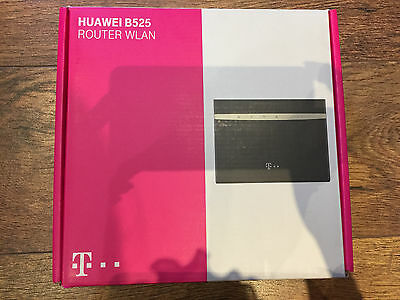 Huawei B525 factory unlocked  LTE Router