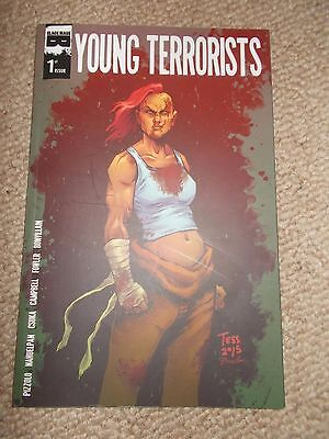 Young Terrorists by Pizzolo, Nahuelpan