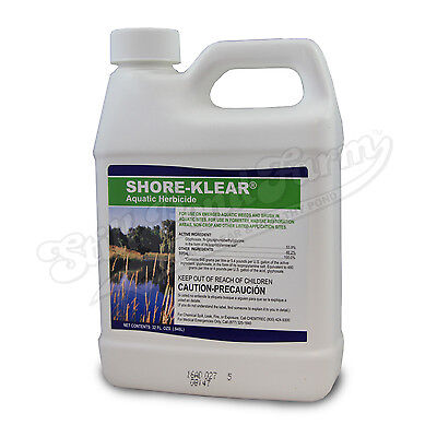 SHOREKLEAR Aquatic Herbicide