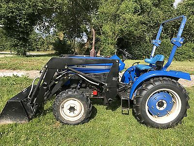 Compact Tractor RTJ 284 With Loader