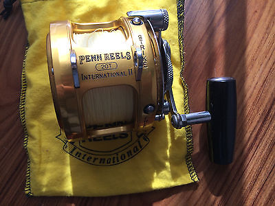 Penn International II 20T reel