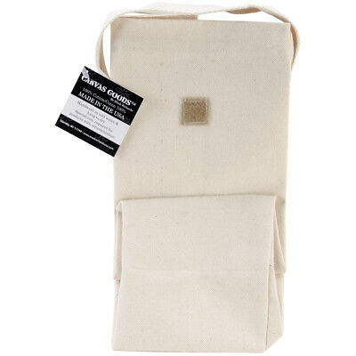 """Lunch Bag 11""""X10""""X5"""" Natural 460"""