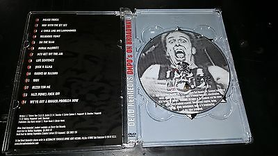 DEAD KENNEDYS DMPO'S ON BROADWAY, 1984 CONCERT DVD, SAN FRANCISCO, disc is nm