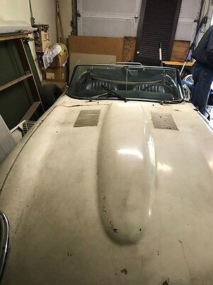 Jaguar E type 1966, barn find, complete car for restoration, NO RESERVE!!!