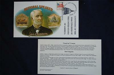 Convening of the 104th US Congress Event Cover S & T Cachet