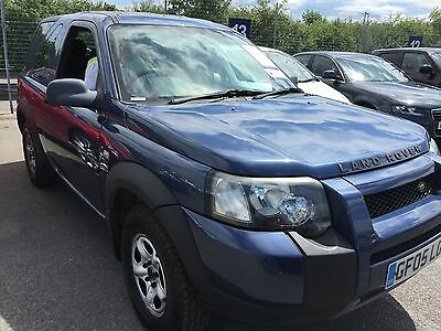 2005 Land Rover Freelander 2.0 Td4 E ***1 Lady Owner** Nice Looking Example