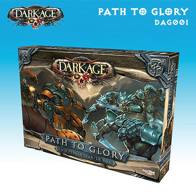 Dark Age Path to Glory Two Player Starter box miniature 32mm new