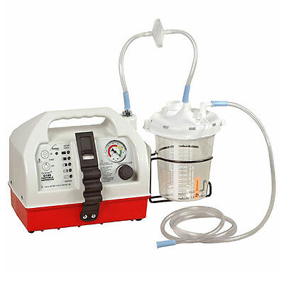 New G180 Gomco Opt/vac Portable With Battery Suction Machine /aspirator