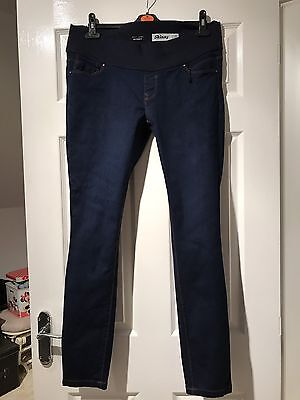 Skinny New Look Maternity Jeans Size 12