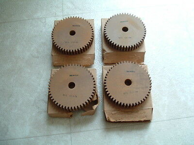 4 NEW Browning NFS 1248A phenolic non-metallic spur gear 48 teeth 5/8 bore