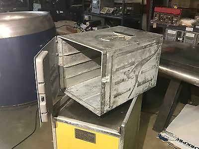 Catering Box from Retired Qantas Boeing 747 Airliner