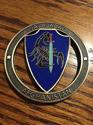 Central Intelligence Agency Special Activities Division Jalalabad Station Coin