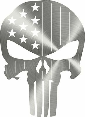 DXF CNC dxf for Plasma Router Clip Art Vector Punisher Stars  Wall Art Man Cave