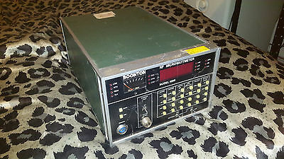 Boonton 4200 Microwatt meter *with* 4B Probe