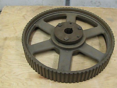 Browning Synchronous Belt Drive Pulley 84H0200
