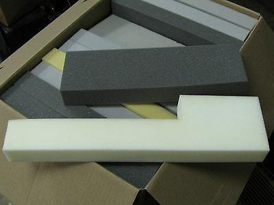 Recycled 2 Inch Thick Foam Pad Strips L Shaped And Rectangular