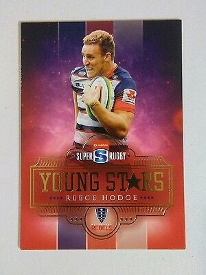 2017 tap n play rugby young stars ys-04 Reece Hodge   rebels