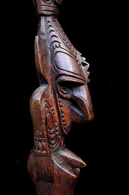 Old Ancestral Figure - Morobe Province Papua New Guinea 1970's