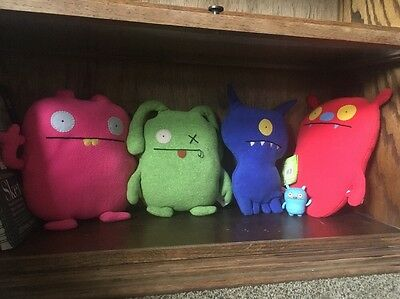 Ugly Doll Lot
