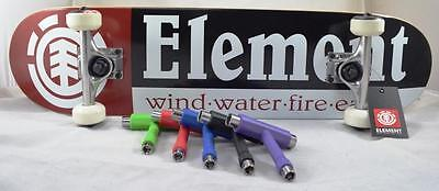 """Element Complete Skateboard - Section 7.5"""" - Free Skate Tool!!"""