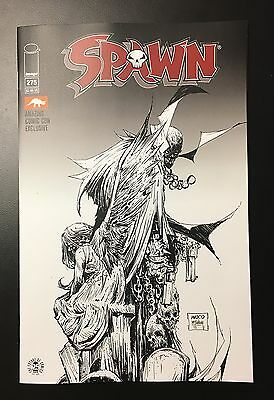Spawn 275 Amazing Comic Con Sketch Variant Todd Mcfarlane Near Mint Or Better