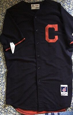 Ryan Merritt Cleveland Indians Game-Used/Team-Issued Batting Practice Jersey