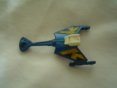 STAR TREK II KLINGON Bird of Prey Warship 1982 Diecast CORGI 8CM Rare