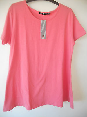 Ladies Belly Basics maternity stretch top   Size L