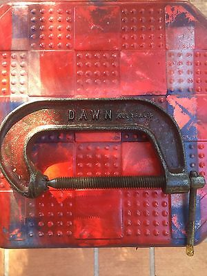 "Dawn 4"" Clamp"