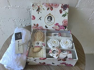 Bath/Spa Gift Set by Star & Rose in Gift Box