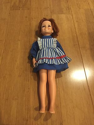 1968 Ideal Toys Crissy Doll Vintage Rare