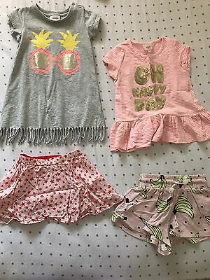 Seed Baby Girl Size 1-2 Clothes
