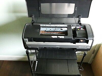 Epson Stylus 1400 Printer with Continuous Ink Supply System