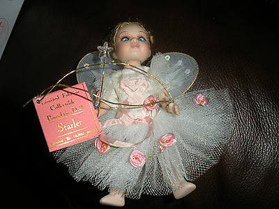 Starlet Porcelain Doll from Show Stopper.  LE536. Ages 4+. Used in Original box!