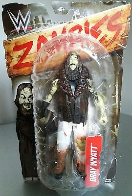 Bray Wyatt - Zombie Series - WWE Action Figure 2015