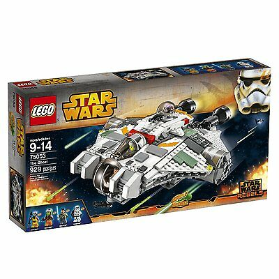 LEGO Star Wars Rebels The Ghost - 75053 New In Seald Box