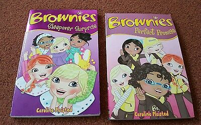 Two Paperback Brownie Books