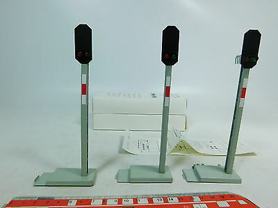 ax659-0, 5 #3X pz-model O Gauge (1:45) blech-lichthauptsignal Tested