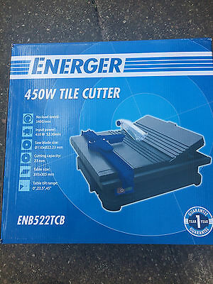 Electric tile cutter Energer 450W