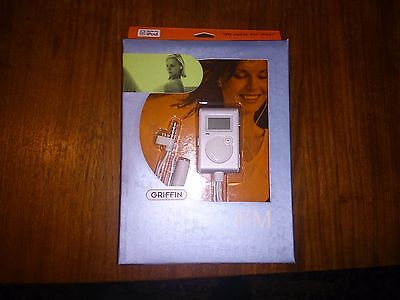Griffin iFM Radio Remote and Recorder for iPod apple