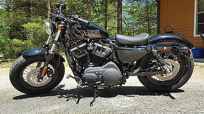 2013 Harley-Davidson Sportster  2013 Forty Eight . 48