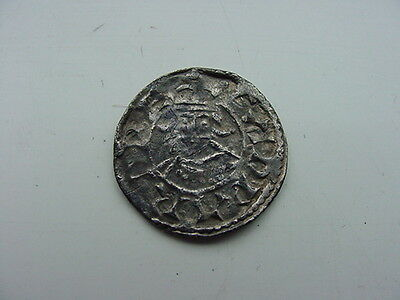 Edward the Confessor penny, small cross type, Bristol mint, Aelfwine. Rare.