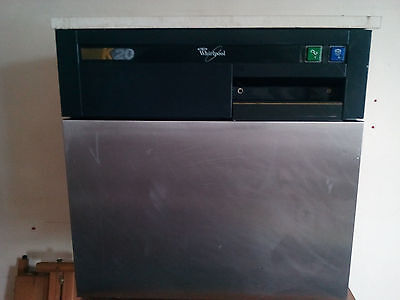 Whirpool k20 commercial ice machine