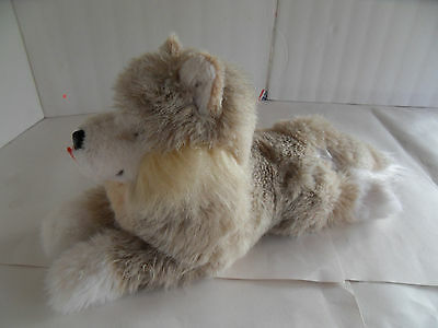 Steiff Husky button made in Germany 1628