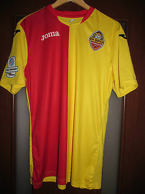 Fc Zirka Ukraine Match Worn Issue Football Shirt Jersey #11 Andrey Batsula