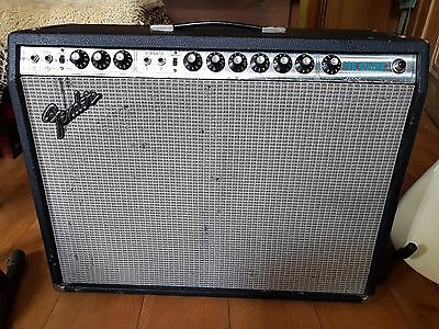 FENDER PRO REVERB (SILVERFACE) 1977 good condition recently seviced