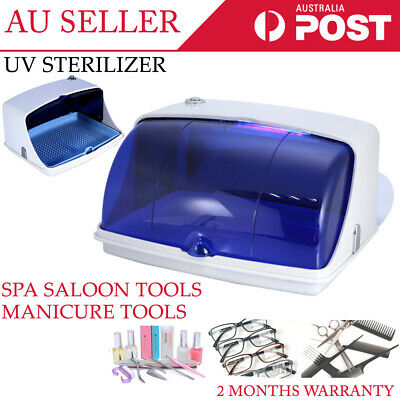 New UV Cabinet Sterilizer Napkins Towel Warmer Sanitizer Beauty Salon Spa Tools
