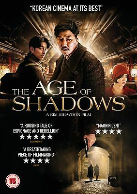 Age of Shadows [DVD]