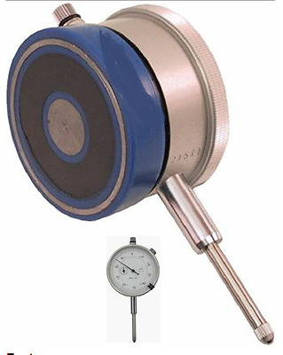 Dial Indicator 0-10x0.01mm + Magnetic Back