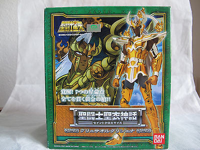 Saint Seiya Myth Cloth KRISHNA de CHRYSAOR  Bandai Action Figure